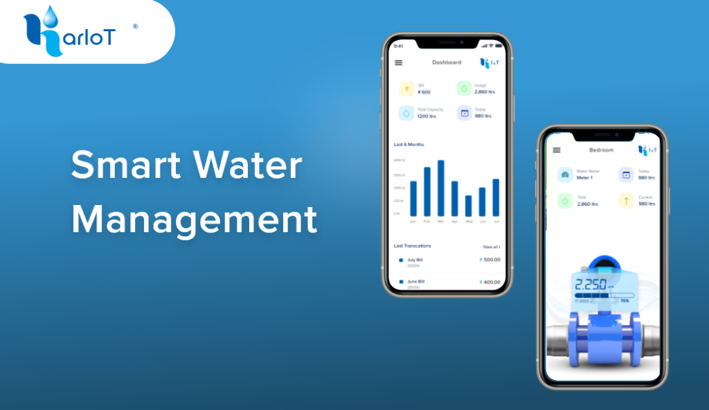 Smart water management system in Chennai