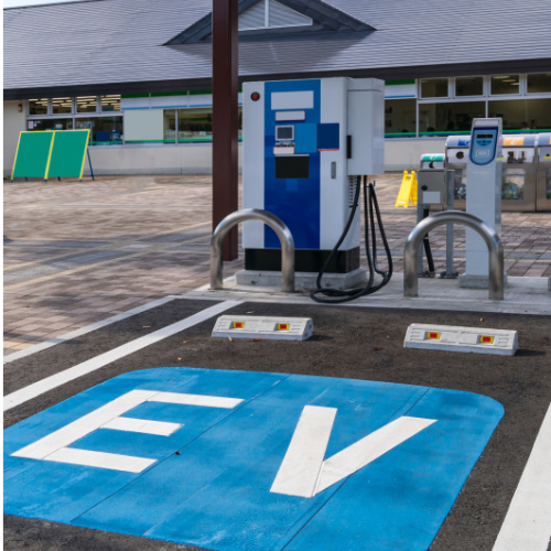 EV Car Sharing Apps