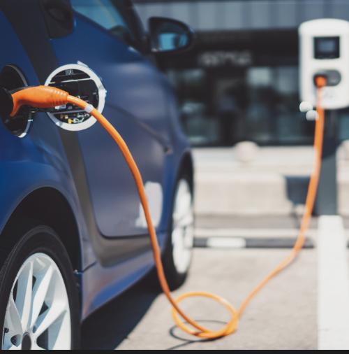 Electric Car App