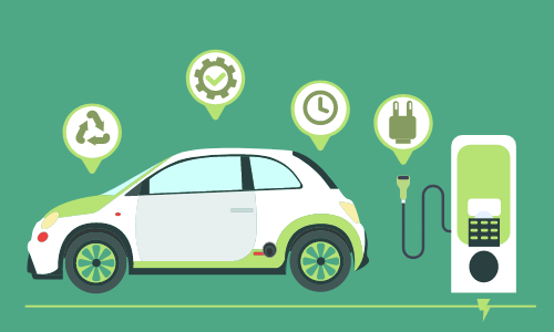 EV Car Sharing App