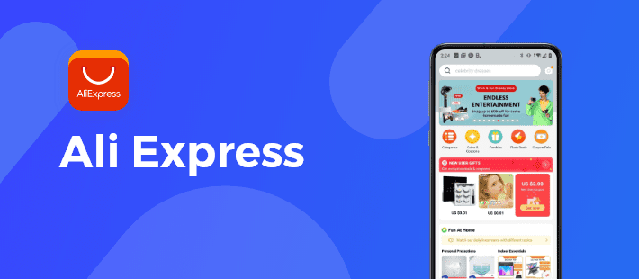 AliExpress app banned in India